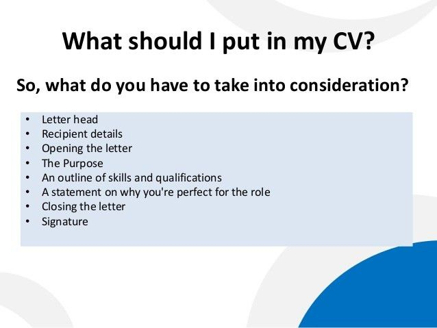 What Is A Cover Letter For A Cv - uxhandy.com