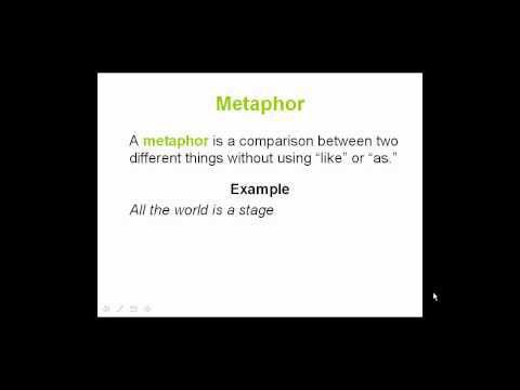 100 Metaphor Examples - For Kids and Adults | Reading Worksheets ...