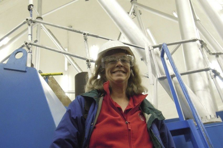 For One Astronomer, a Solar Eclipse Illuminates Progress for Women ...