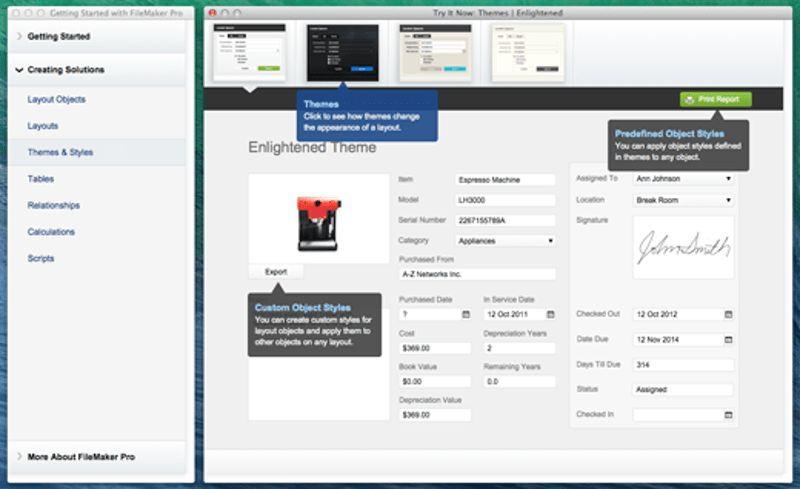 FileMaker Pro 13 review - Macworld UK