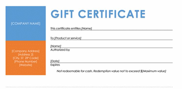 Ms word gift certificate template custom gift certificate gift certificate templates microsoft office templates yadclub Choice Image