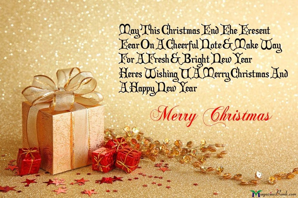 Messages Collection | Christmas Wishes Messages With Pictures