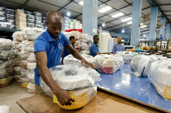 Using trade to boost Africa's industrialization | Africa Renewal ...