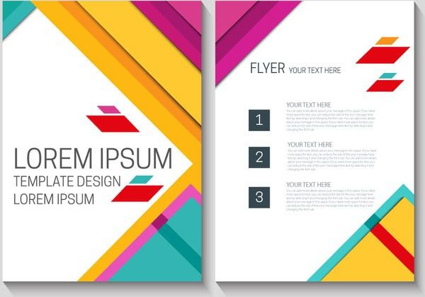 Flyer template free vector download (13,479 Free vector) for ...