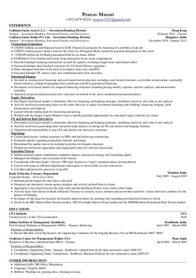 Pranav Murari_Updated Resume