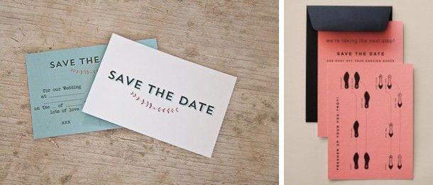 15 Free Printable Save the Dates | SouthBound Bride