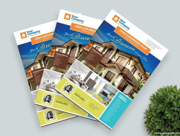 30 Free Premium Quality Flyer PSD Templates & Mockups - Digital ...