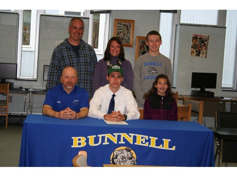 Bunnell's Auten Signs National Letter of Intent - Stratford, CT Patch