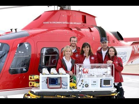 HAMILTON-T1: Neonatal transport ventilation with Intermountain ...