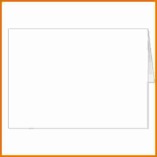 Greeting Card Template.blank White 20in Png Greeting Cards ...