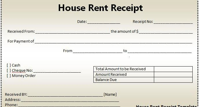 Fake rent receipt won't help you lower tax burden anymore ...