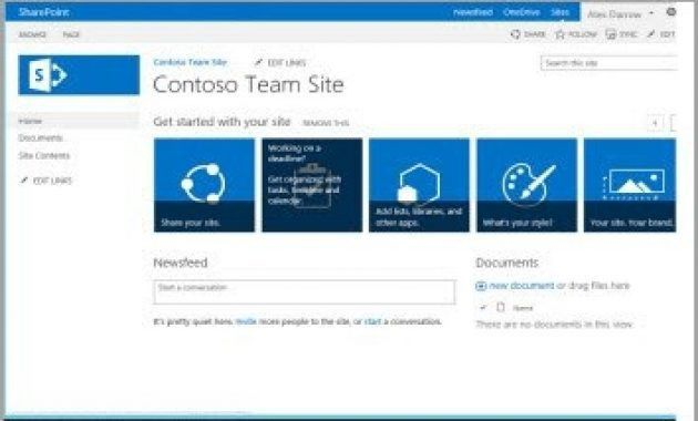 Using Templates To Create Different Kinds Of Sharepoint Sites for ...