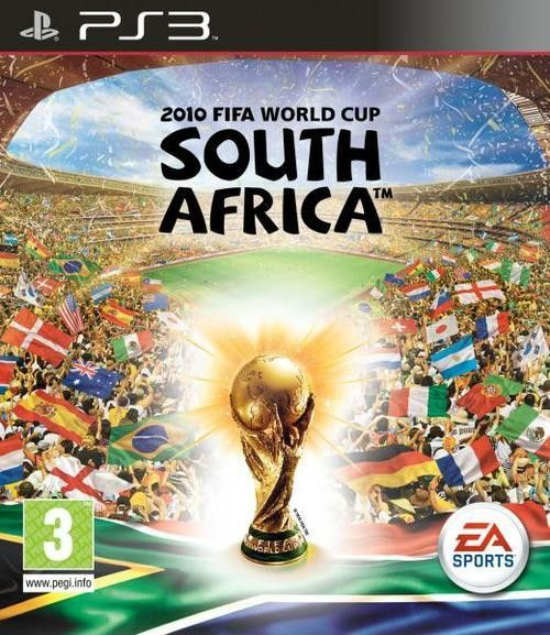 2010 FIFA World Cup South Africa PS3 Review • My Serendipity Life