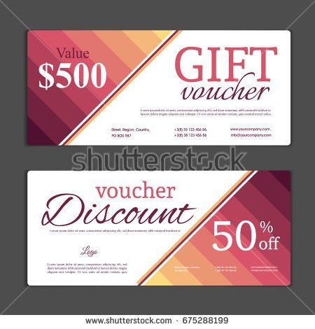 Set Stylish Horizontal Banners Paper Shopping Stock Vector ...