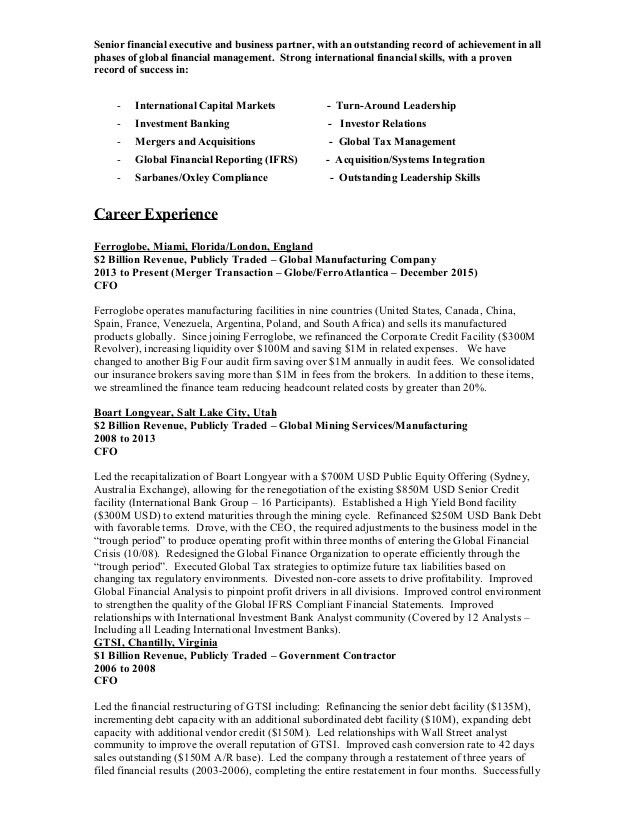 Magnificent Investor Relations Resume Motif - Professional Resume