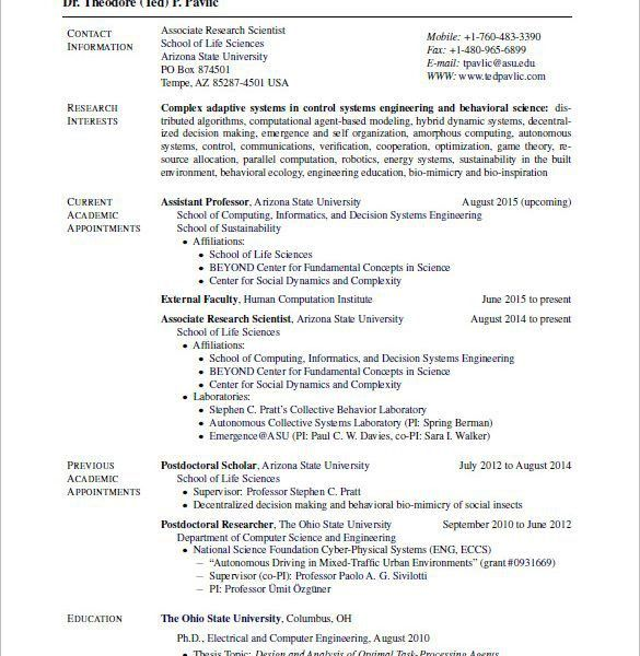 Latex Resume Template. resume nonprofit resume latex cv template ...
