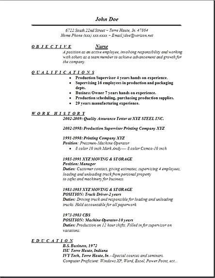 10 BSC Nursing Biodata Format Resume staff nurse resume word ...