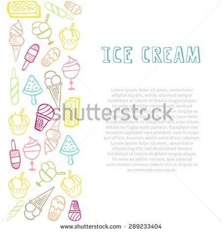 Ice Cream Menu Stock Images, Royalty-Free Images & Vectors ...