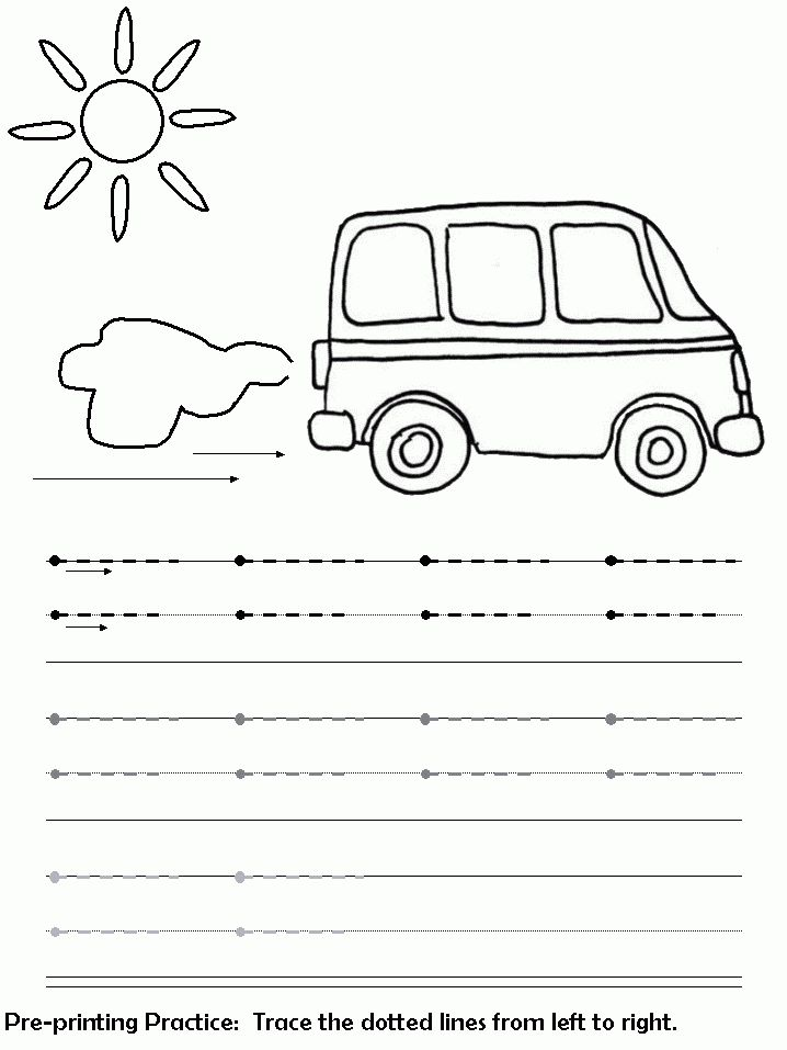 This site has some awesome pre-writing and writing printable pages ...