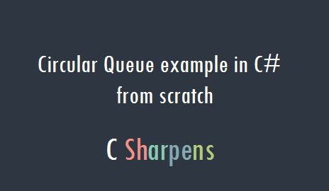 C Sharpens - Page 4 of 6 - Learn C# Programming