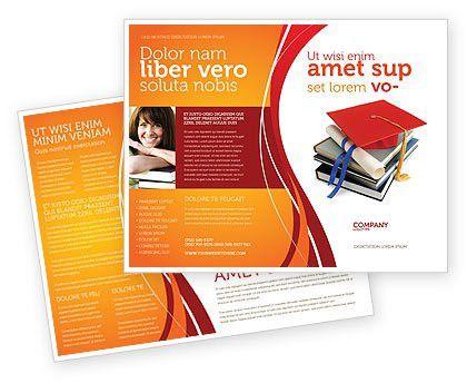 Educational Brochure Design Templates   Teacher info   Pinterest ...
