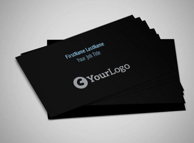 VIP Night Club Party Business Card Template | MyCreativeShop