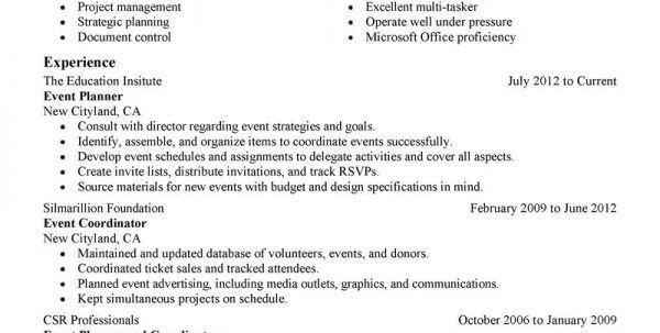 Event Planner Job Description. Chapter 3 Job Analysis, Strategic ...