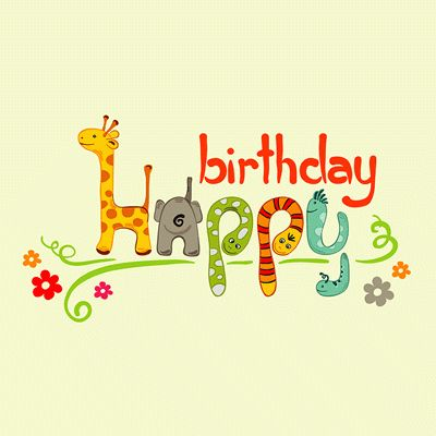 Kate's Short and Sweets: Happy Birthday Card Round Up - free ...