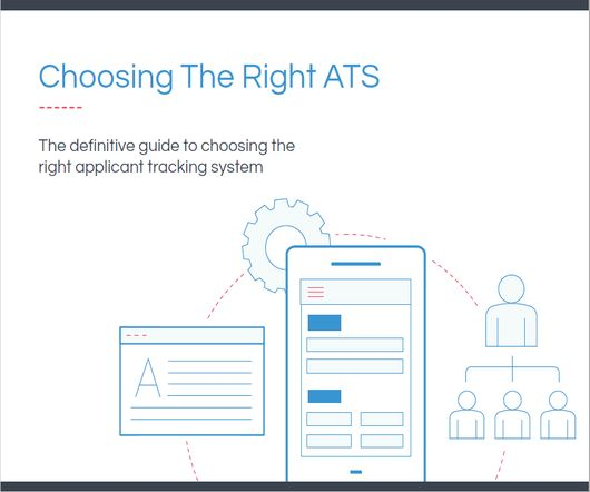 Applicant Tracking Systems - Recruiting Brief