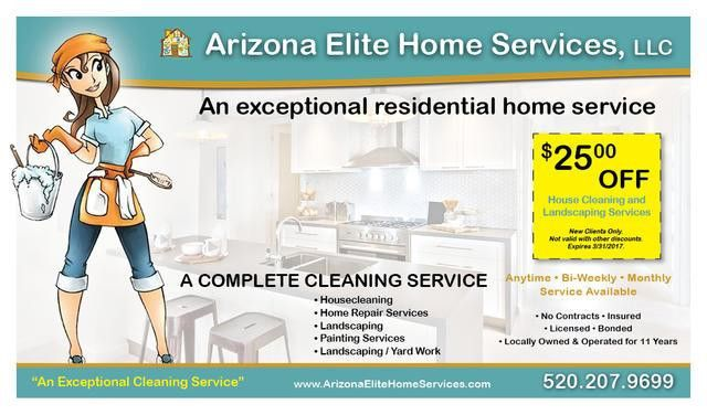 Arizona Elite Home Services, LLC | DataSphere