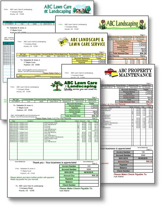 Landscaper Software for Business Management
