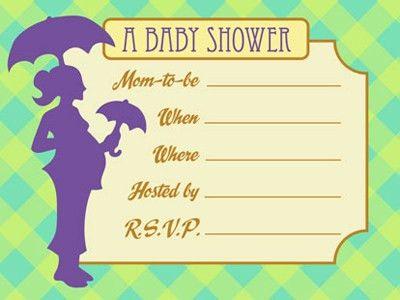 Baby Shower ~ Free Printable from Tom Kurzanski Illustration ...