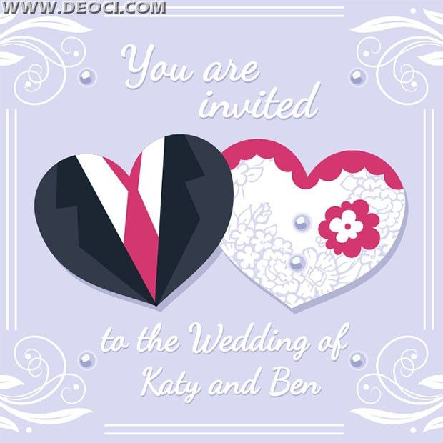 Free Download Wedding Invitation Card Design | wblqual.com