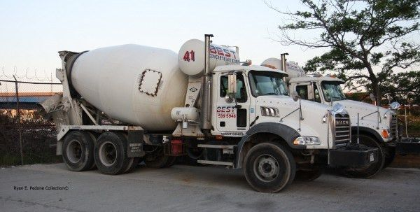 The Tripper's All Ready Mix » Blog Archive » Best Concrete Mix ...