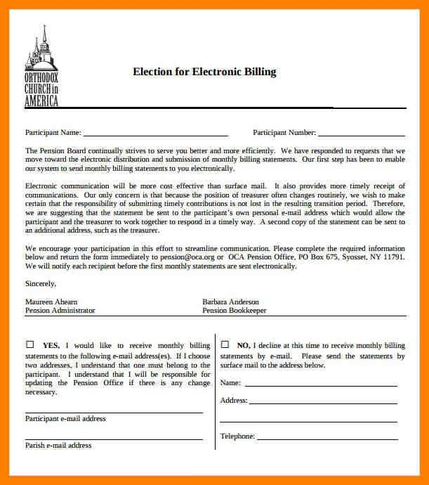 Billing Statement. Monthly Billing Invoice Statement Template ...
