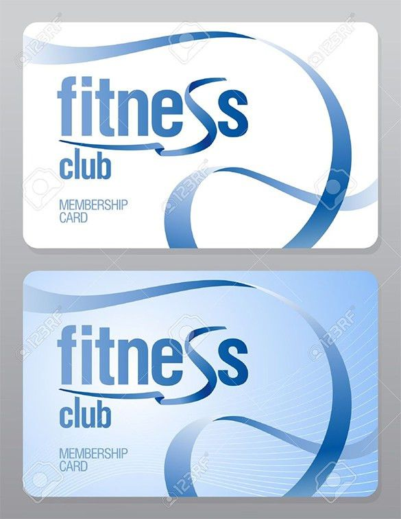 Membership Card Template - 31+ Free Printable Word, PDF, PSD, EPS ...