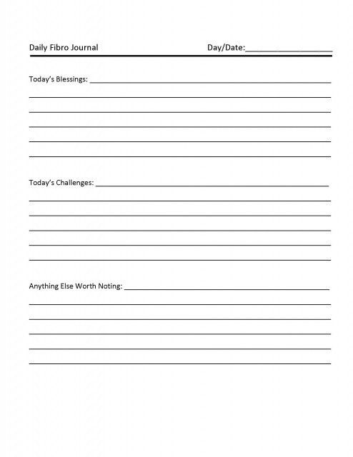 Journal Template For Word 10 Free Journal Templates For Microsoft – Free Journal Templates