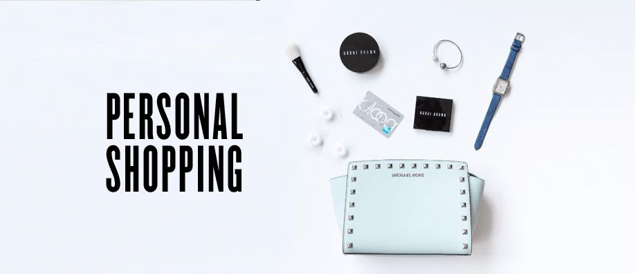 Personal Shoppers — Shopping Services