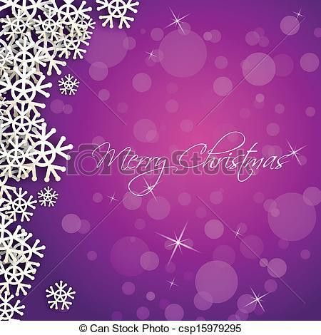 EPS Vectors of merry christmas card sample - Merry Christmas card ...