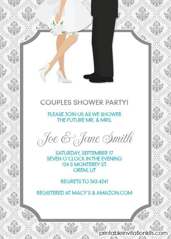 Best 25+ Couples shower invitations ideas on Pinterest | Couples ...