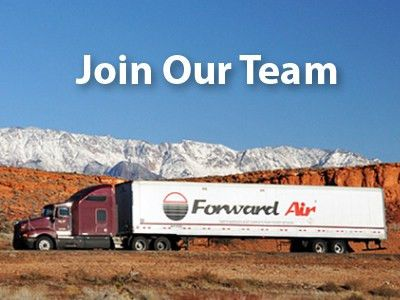 Jobs and Careers at the Forward Air Corporation Talent Network