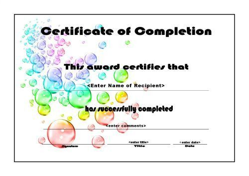 Certificate of Completion 006