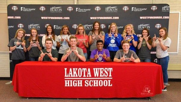 Lakota West National Letter of Intent 2017 Spring Signing - Lakota ...
