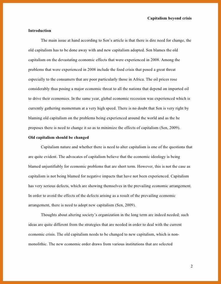 Sample Of Apa Paper. Image Titled Write An Apa Style Paper Step 12 ...