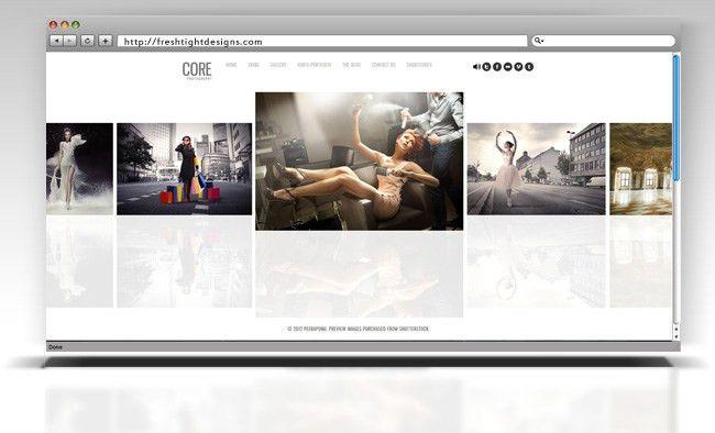 11 Amazing Wordpress Themes For Photographers