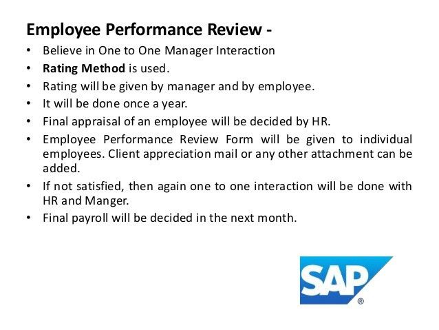 Performance appraisal of 5 companies done by shweta-bebarta
