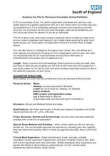 Medical School Cv Template] Resume For Graduate School Example ...