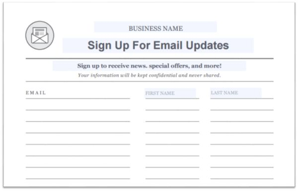 15 Creative Ways to Grow Your Email List | Constant Contact Blog