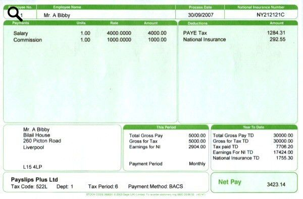 Products Archive - Payslips Plus