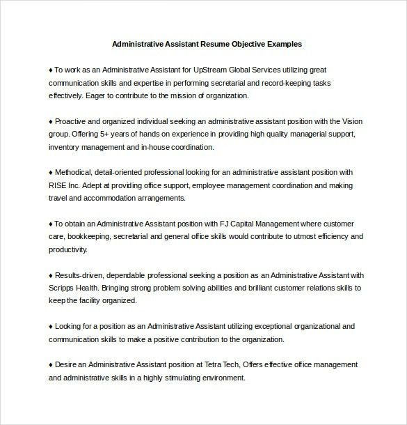 [Example Of Office Assistant Resume] Best Administrative Assistant Resume  Example Livecareer, Best Administrative Assistant Resume Example  Livecareer, ...
